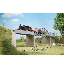 Auhagen 14483 - Most stalowy, skala N