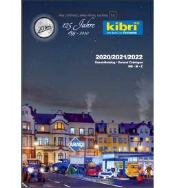 Kibri 99904 - Katalog produktów 2020/2021/2022 DE/EN