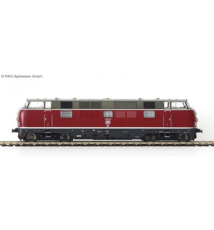 Lokomotywa spalinowa V 200.1, DB, ep. III - Piko 52600