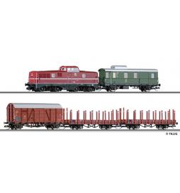 Digi-Set Pociąg towarowy, DB ep.III - Tillig TT 01207
