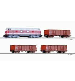 Digitalset Pociąg towarowy BR118, DR ep.III - Tillig TT 01209