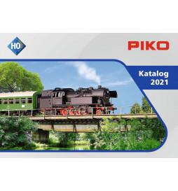 Piko 99501 - Katalog Piko 2021 H0 - język polski