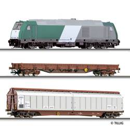 A Zestaw Pociąg towarowy, SNCF, ep.VI - Tillig TT 01429