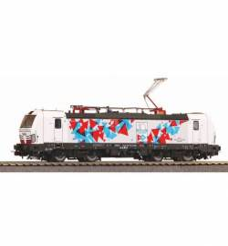 Piko 59599 - Lokomotywa elektryczna BR 191 InRail z dekoderem dźwiękowym