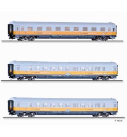 "E15 Zestaw ""Airport Express2"", DB ep.IV - Tillig TT 01690"