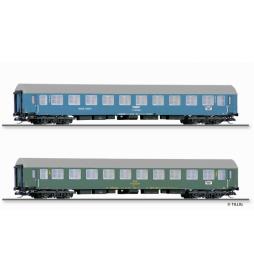 E15 Zestaw Balt-Orient-Express 2, CSD/CFR - Tillig TT 01694