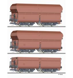 Zestaw wagonów samowyładowczych, DB ep.III - Tillig TT 01710