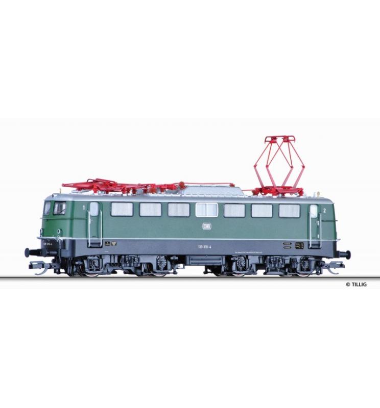 Elektrowóz BR 139 316-4, DB ep.IV - Tillig TT 02397