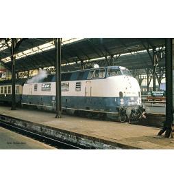 Spalinowóz BR220, DB ep.IV - Tillig TT 02503