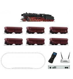 Roco 51337 - z21 digital set: Steam locomotive class 044 with ore train DB, ep. IV