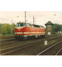 Lokomotywa spalinowa BR119 - Tillig TT 02780
