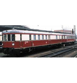 Wagon VT137 z wag.ster.VS145, DR ep.III - Tillig TT 02850