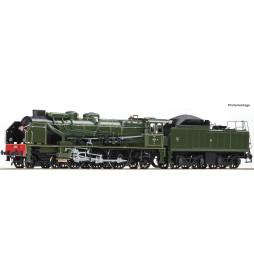 Roco 73078 - Parowóz 231 E 40 SNCF, epoka III