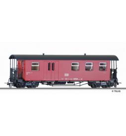 H0e Wagon bagażowy KBD, HSB ep.V - Tillig H0 03961