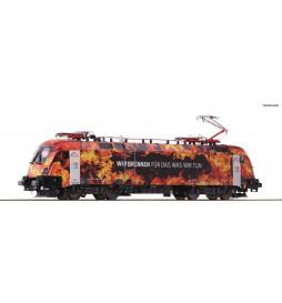 Roco 79229 - Electric locomotive 182 572-8 TX, ep. VI, wersja AC (Marklin)