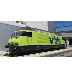 Roco 79939 - Electric locomotive 465 013-1 BLS, ep. VI, wersja AC (Marklin)