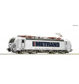 Roco 79947 - Electric locomotive 383 409-0 METRANS, ep. VI, wersja AC (Marklin)