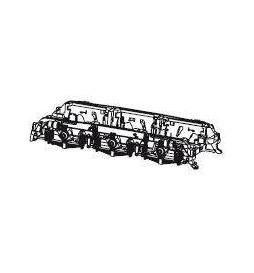Piko 96330-32 - Sprzęg ogrzewania, węże hamulcowe, sprzęg wagonowy do ET22