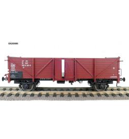 Exact-train EX20335 - Wagon towarowy odkryty Klagenfurt, PKP, Ep. III