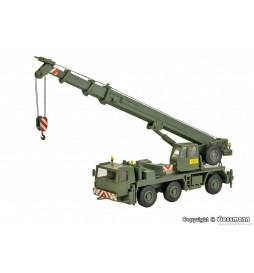 Kibri 18043 - Żuraw wojskowy LIEBHERR LTM 1050/3