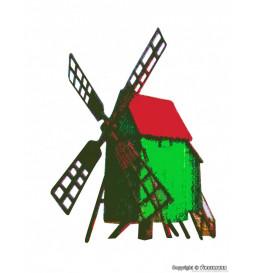 Kibri 37156 - N Windmill, 2 pieces