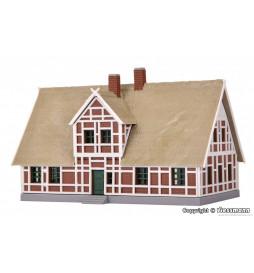 Kibri 37318 - N Thatched house