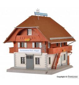 "Kibri 38800 - H0 Locksmith's shop ""Nägeli"""