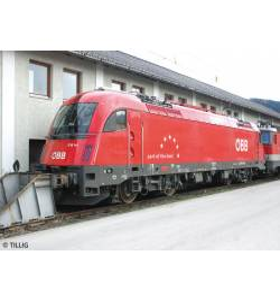 Elektrowóz Rh 1216 ÖBB ep. VI - Tillig TT 04952