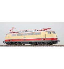 ESU 31170 - E-Lok, H0, E03, E03 001, DB Ep III, TEE, Vorbildzustand um 1965, Sound + Panto, DC/AC