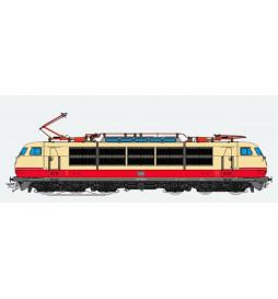 ESU 31171 - E-Lok, H0, E03, 103 198, DB Ep IV, TEE, Vorbildzustand um 1979, Sound + Panto, DC/AC