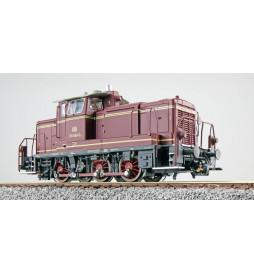 ESU 31417 - Diesellok, H0, V60, 261 660, altrot, DB Ep. IV, 1971, LokSound, Raucherzeuger, Rangierkupplung, DC/AC