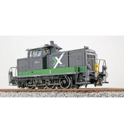 ESU 31422 - Diesellok, H0, BR V60, 362 448, schwarz-grün, AIX Ep. VI, 2017, LokSound, Raucherzeuger, Rangierkupplung, DC/AC