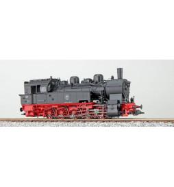 ESU 31108 - Dampflok, H0, T16.1, D793, RAG, Ep IV, schwarz, 1972, LokSound, Raucherzeuger, Rangierkupplung, DC/AC