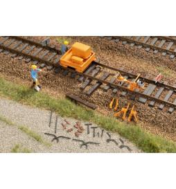 Auhagen 41670 - Zestaw do budowy linii kolejowej