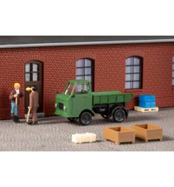 Auhagen 43672 - Multicar M22 dump truck