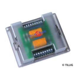 Moduł przekaźnika włączającego - Tillig H0 08414