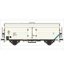Tillig H0 74778 - Wagon chłodnia Ibds PKP
