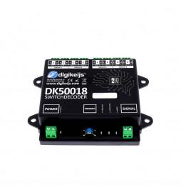 Digikeijs DK50018 - 16-kanałowy dekoder akcesoriów nowej generacji