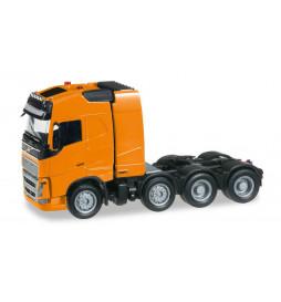 Herpa 304788-006- Ciągnik siodłowy Volvo FH16 GL 4 a kolor pomarańczowy