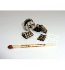 Igra Model 121017 - Paletten und Spulen