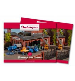 Auhagen 99615 - Katalog Nr 15 na lata 2018/19 zawierający nowości 2019