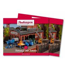Auhagen 99650 - Katalog pojazdów