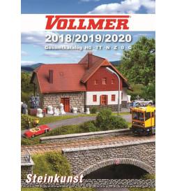 Vollmer 49999 - Katalog 2018/2019/2020 DE/EN