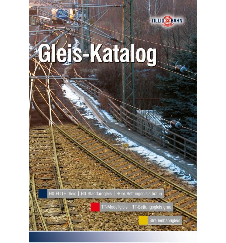 Katalog torowisk TT/HO/LUNA - Tillig H0 09588