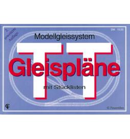 Plany torowisk TT (nowe opracowanie) - Tillig TT 09602