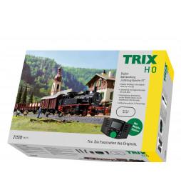 Trix T21528 - Cyfrowy zestaw startowy z BR74 (MS2)
