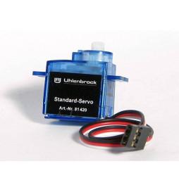 Uhlenbrock 81420 - Standard Servo, napęd serwo uniwersalny