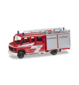 Herpa 920155 - Wóz strażacki Mercedes Benz T2 Plieningen