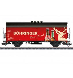 Marklin 045028 - Chłodnia do przewozu piwa Böhringer