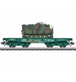 Marklin 048874 - Platforma ciężka Rlmmps z M113